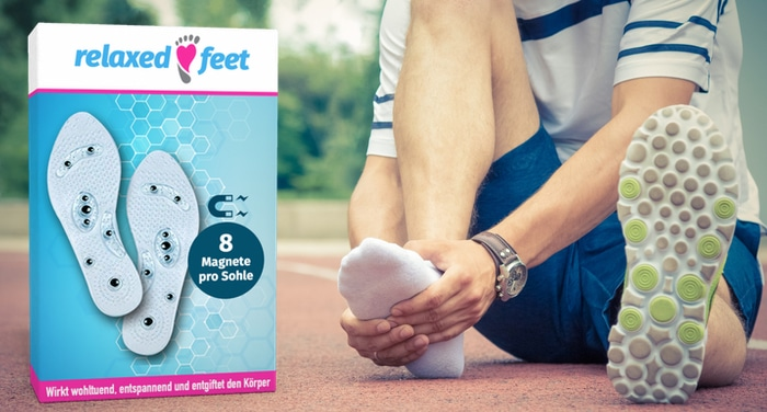 Produkt im Test 2019: Relaxed Feet Einlagen - Ergebnis zeigt …