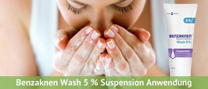benzaknen wash anwendung 5% suspension